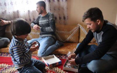 Spendenabenteuer im kurdischen Teil der Türkei